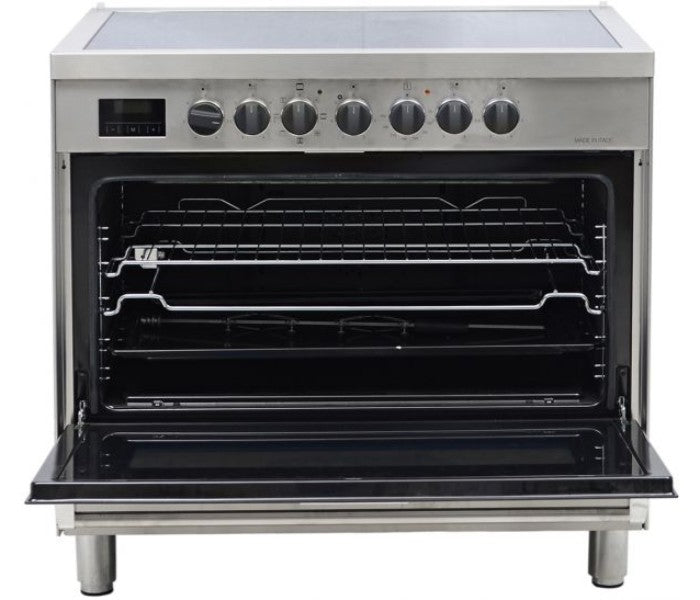 Bompani 90x60cm Full Electric Ceramic Cooker - BO683DX/E