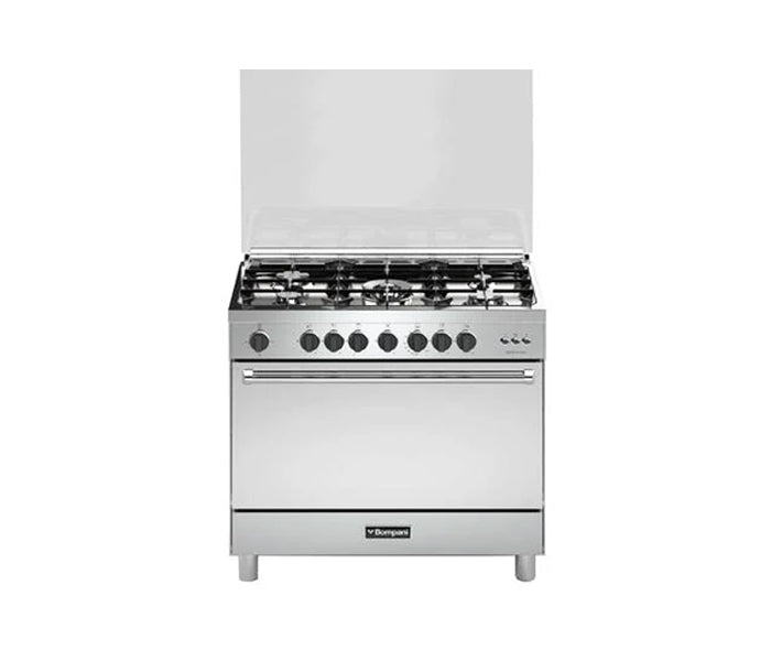 Bompani 5 Gas Burner 90x60cm Cooker with Full Gas Option Oven & Grill - BO693DE/L
