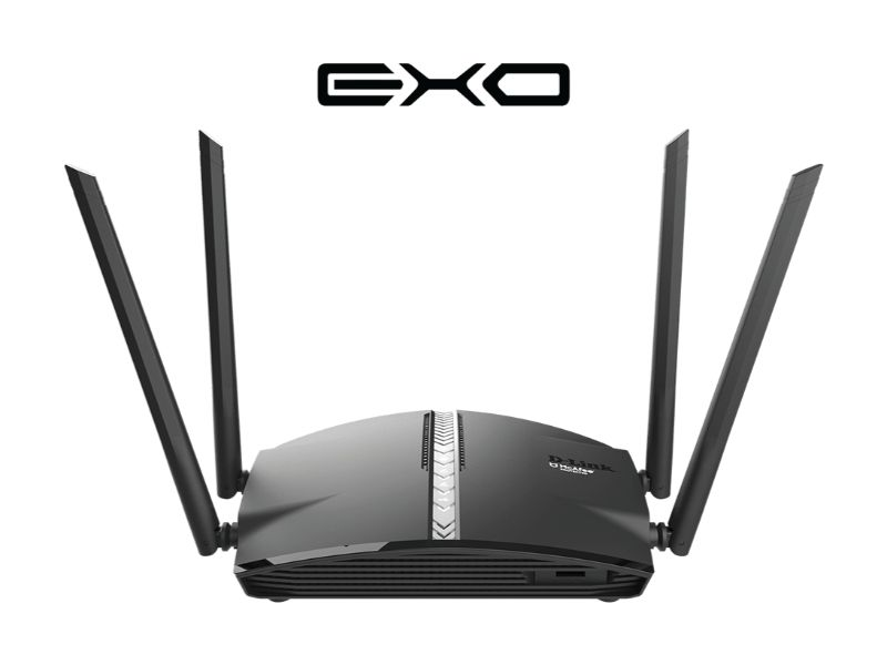 D-Link AC1300 Mesh-Enabled Smart Wi-Fi Router-DIR-1360
