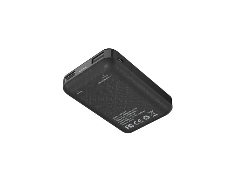 Energizer 10000mAh Power Bank UE10045, Black