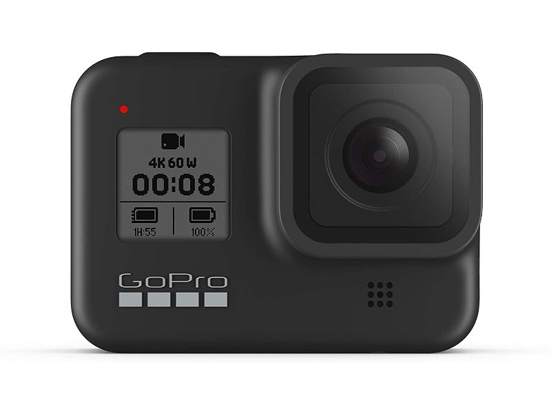 GoPro Hero8 Black-G02CHDHX-801