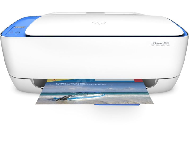 HP DeskJet 3639 All-in-One Printer -F5S43C