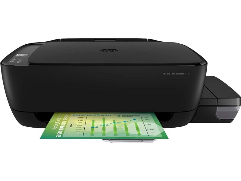 HP Ink Tank Wireless 415 All-in-One Printer -Z4B53A
