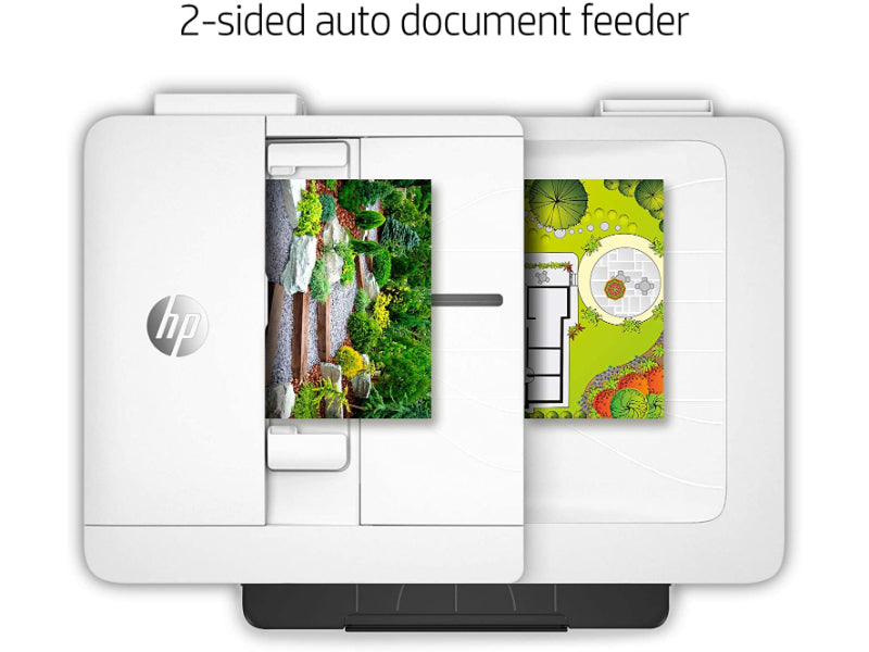 HP OfficeJet Pro 7740 Wide Format All-in-One Printer -G5J38A