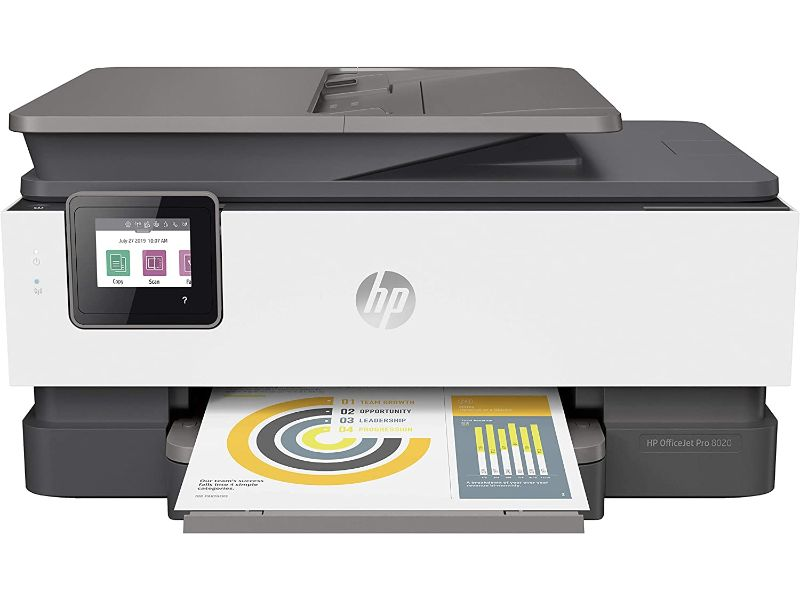 HP OfficeJet Pro 8023 All in One Printer -1KR64B