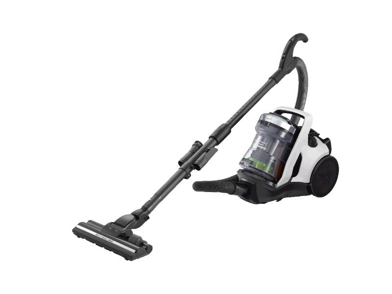 Hitachi Vacuum Cleaner 2200w Cyclonic - CV-SC22 24CDS WH