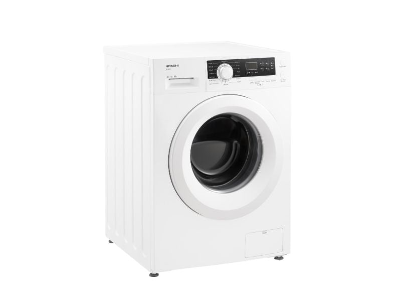 Hitachi Front Load Washing Machine 8Kg - BD-80CE3CGX WH