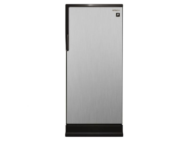 Hitachi Single Door Refrigerator Silver 200Ltr  R-200EK9