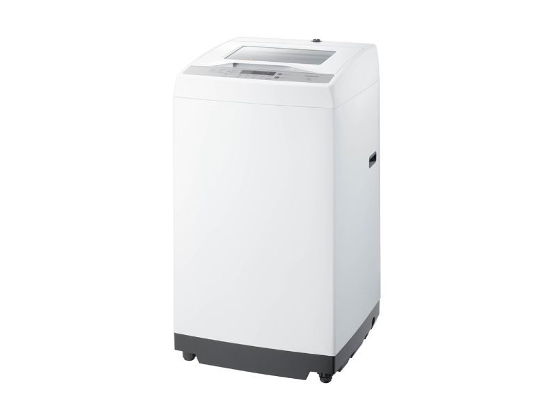 Hitachi Top Load Washing Machine 8Kg, White - SF-80XB 3CGX-WH
