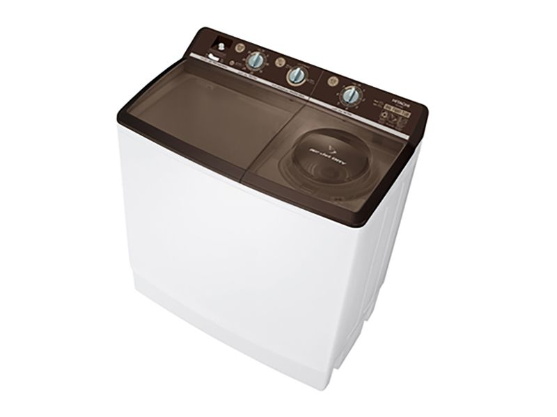 Hitachi Twin Tub Washer 17Kg - PS-1700WJ3CGX DBR