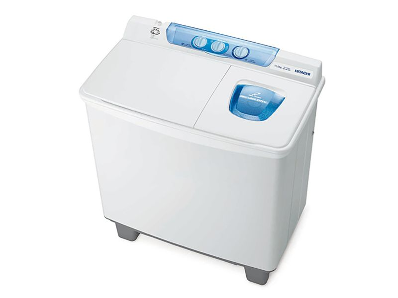 Hitachi Washing Machine Twin Tub 11Kg - PS-1100KJ3GXWH