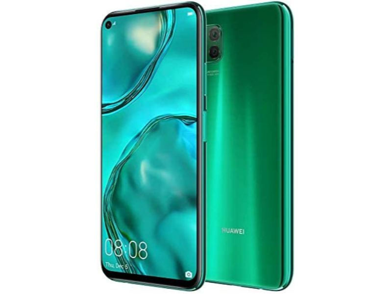 Huawei Nova 7i 8GB+128GB Crush Green