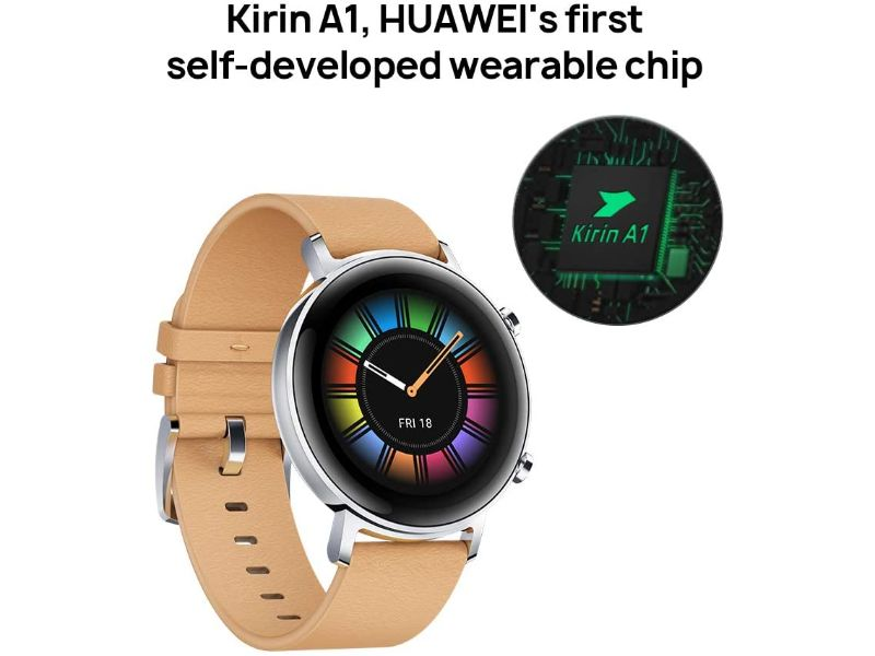 Huawei Watch GT2 42mm Gravel Beige