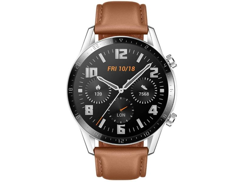 Huawei Watch GT2 46mm Feather Brown