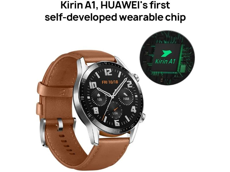 Huawei Watch GT2 46mm Pebble Brown
