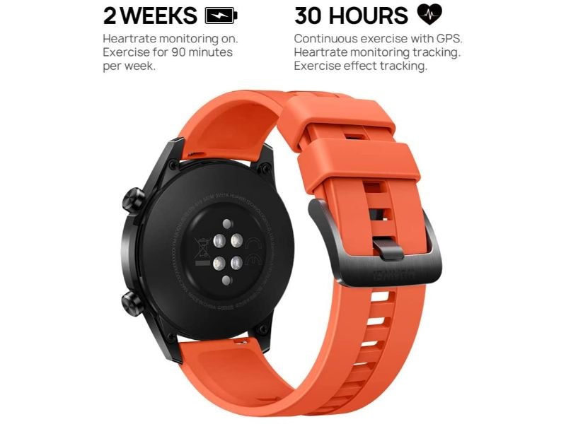Huawei Watch GT2 46mm SunSet Orange