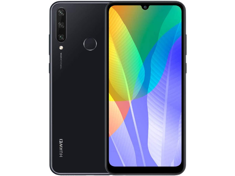 Huawei Y6p 3GB+64GB Midnight Black