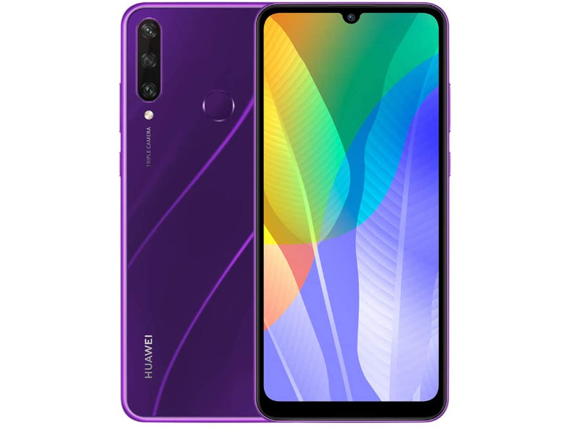 Huawei Y6p 3GB+64GB - Phantom Purple