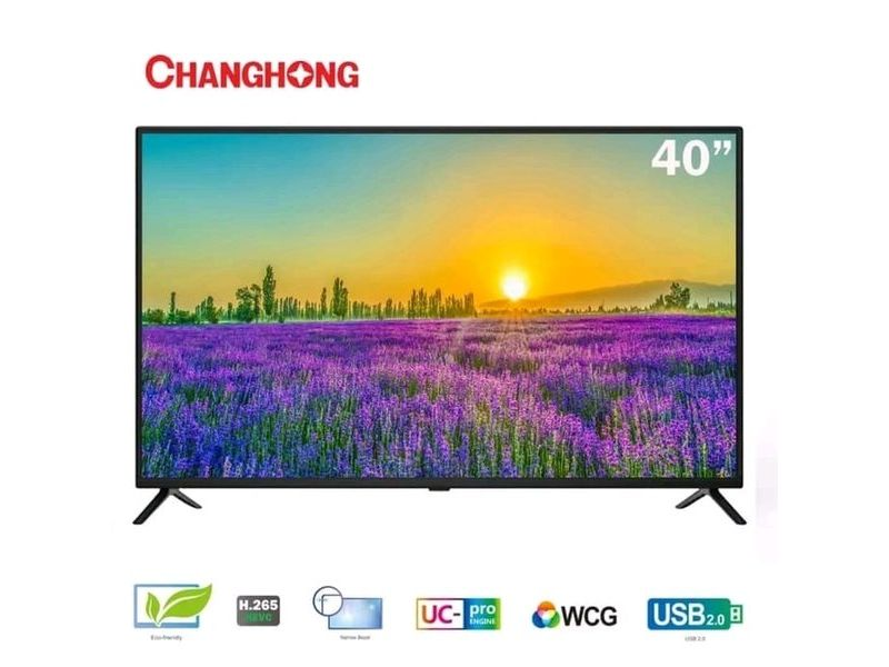 "CHANGHONG FHD 40"" LED TV ( Non Smart) - L40G3"