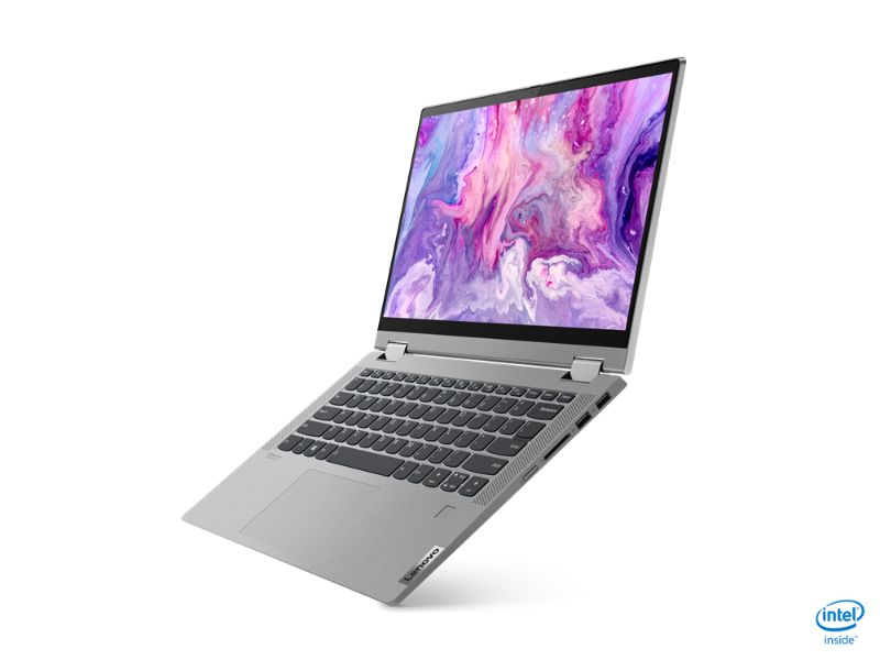 "Lenovo IdeaPad Flex 5 14IIL05 (i5-1035G1, 8GB RAM, 512GB SSD, 14"" FHD, Pen, Backlit keyboard) 81X100KQAX - Gray"
