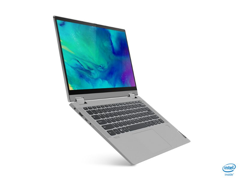 "Lenovo IdeaPad Flex 5 14IIL05 (i3-1005G1, 4GB RAM, 256GB SSD, 14"" FHD, Pen, Backlit keyboard) 81X1003DAX - Gray"