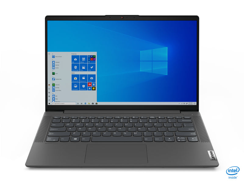 "Lenovo IdeaPad 5 14IIL05 (i7-1065G7, 16GB, 1TB SSD, MX350 2GB, 14"" FHD, MS office 365) - 81YH00PRAX-Gray"