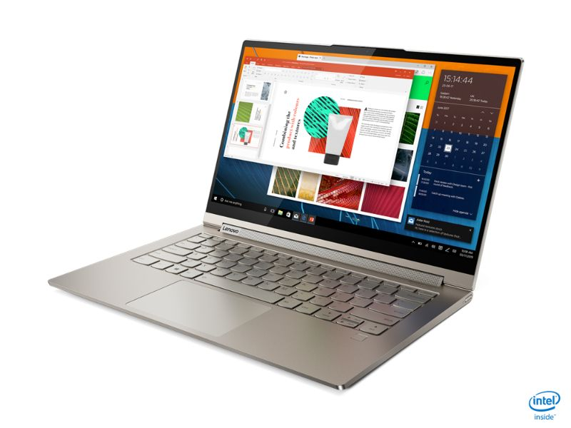 "Lenovo Ideapad Yoga C940-14IIL (i7-1065G7, 16GB RAM, 1TB SSD, 14"" HDR 400 UHD, Pen) 81Q900DMAX - 2 Years Warranty + MS office 365 - Grey"