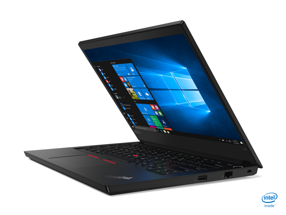 Lenovo ThinkPad E14 - 20RA000QAD -Black