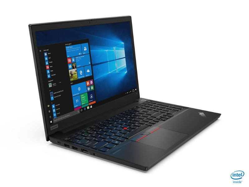 Lenovo ThinkPad E15 (DOS) -20RD001HAD-Black