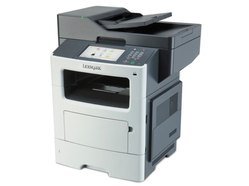 Lexmark MX617de Mono Multifunction Laser Printer