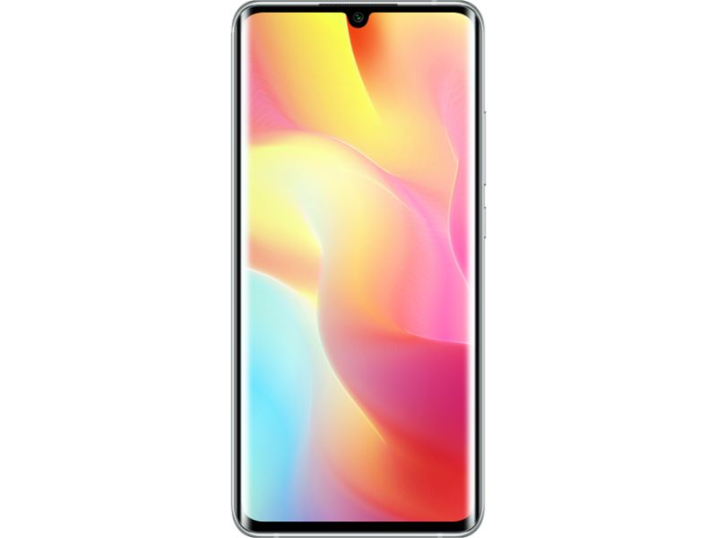 Mi Note 10 Lite (6GB +128GB) Glacier White