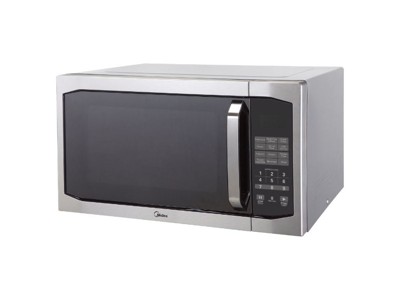 Midea Microwave Oven 42Ltr Silver - EG142A5L