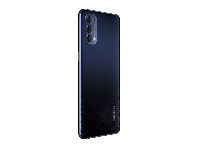 Oppo Reno4 8Gb+128Gb Cph2113 Space Black