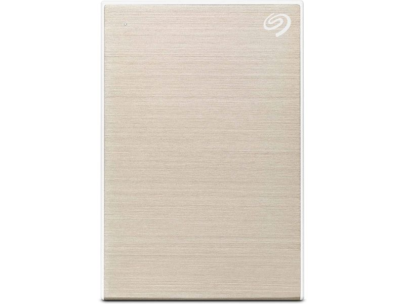 Seagate Backup Plus Slim 2TB External Hard Drive Portable HDD – USB 3.0-STHN2000405-Gold