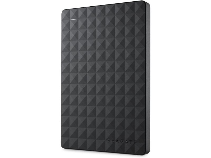 Seagate Expansion Portable 2TB External Hard Drive HDD – USB 2.5 - STEA2000400 - Black