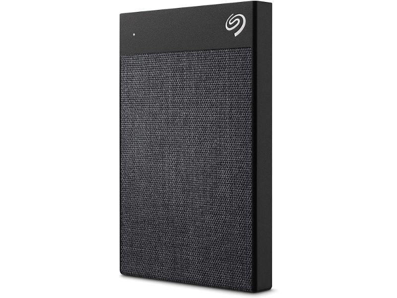 Seagate Backup Plus Ultra Touch 1TB External Hard Drive Portable HDD – USB-C USB 3.0-STHH1000400-Black