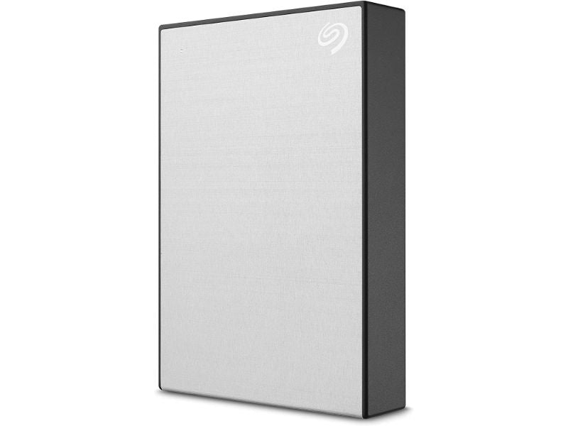 Seagate Backup Plus Portable 5TB External Hard Drive HDD – USB 3.0 -STHP5000401 -Silver