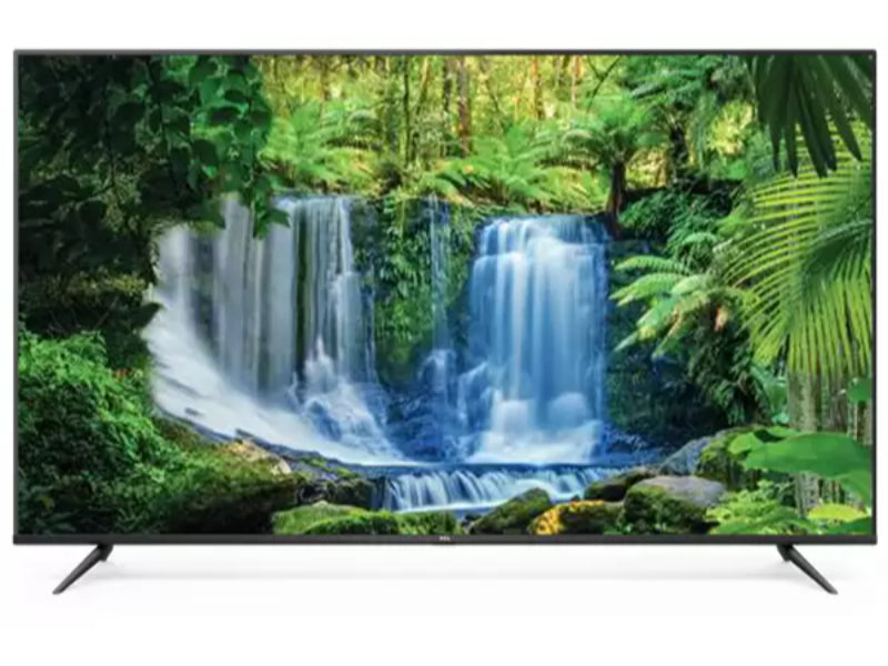 "TCL 75"" P615 4K HDR Android TV - 75P615"