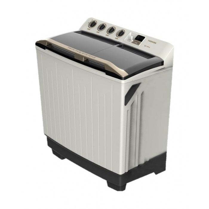 Toshiba Twin Tub Washing Machine 12 kg - VH-H130WB