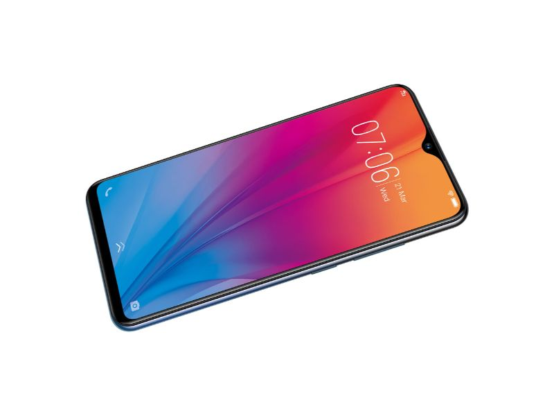 Vivo Y91C (2GB+32GB) Fusion Black