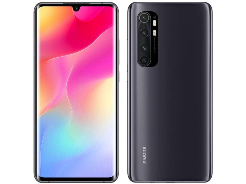 Mi Note 10 Lite (6GB +128GB) Midnight Black