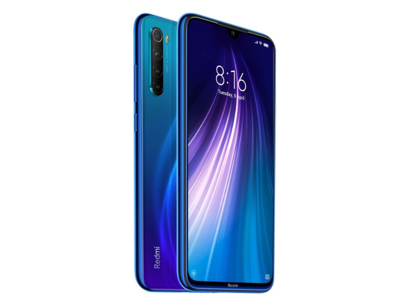 Xiaomi Redmi Note 8 64GB Blue