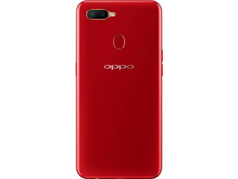 OPPO A5s - 4230mAh Battery, Waterdrop Screen | Red