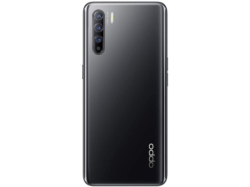 OPPO Reno3 (8GB + 128GB) Black - Clear in Every Shot