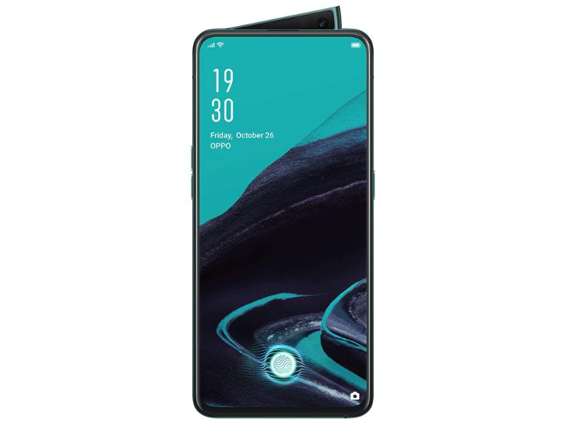 OPPO Reno2 - Quad Camera, Zoom Into Imagination | Ocean Blue