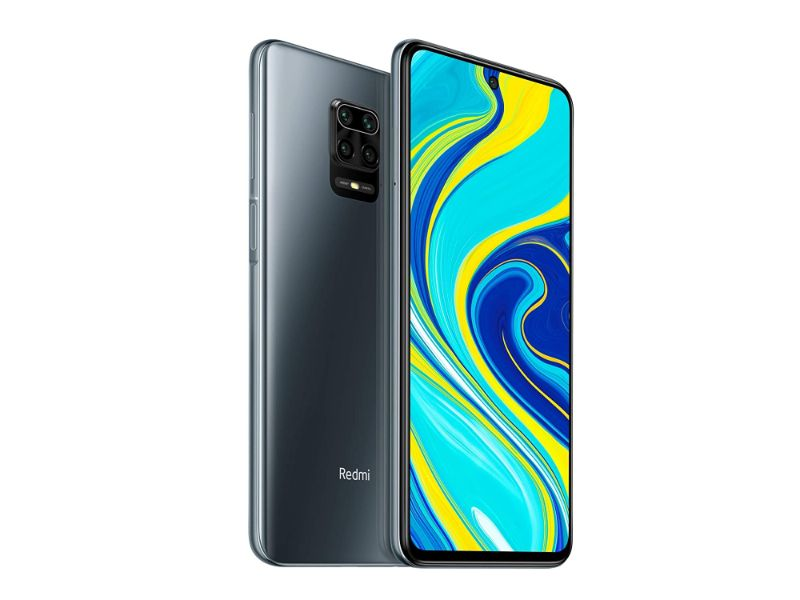 Xiaomi Redmi Note 9 Pro (6GB +128GB) Interstellar Grey