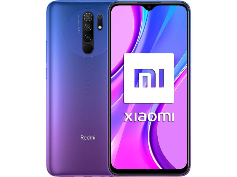 Xiaomi Redmi 9 32GB-Sunset Purple