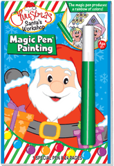Magic Pen® Painting: Christmas - Santa's Workshop