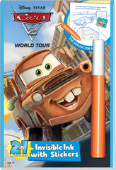 "2in1: Disney/Pixar - Cars 2 ""World Tour"""
