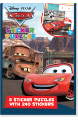 Sticker Puzzles: Disney•Pixar Cars
